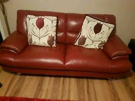 Red Leather Suite