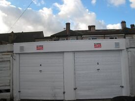 Garage to Rent (5 minutes walk from Hornchurch District Line Station, RM12 6HX)