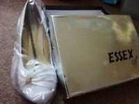 Size 8 bridal shoes