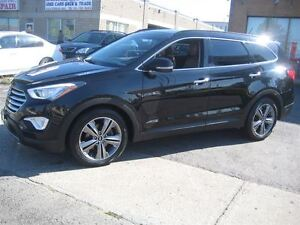 2013 Hyundai Santa Fe XL Limited w/Saddle Interior/Navigation