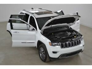 2017 Jeep Grand Cherokee Limited V6 3.6L Cuir*Toit Ouvrant*Camer