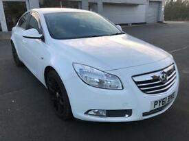 Vauxhall insignia 1.8 only LOW MILES