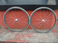 Mavic Open4 CD Campagnolo wheelset 36 spoke