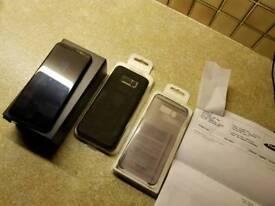 Samsung galaxy s8+ like new + invoice + extra