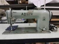 Adler 296 Industrial Lockstitch Sewing Machine