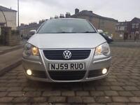 2009 Volkswagen polo 1.4 tdi £30 year road tax