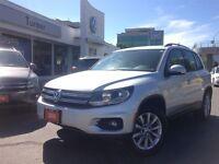 2013 Volkswagen Tiguan Comfortline AWD