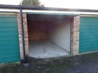 Lock up garage to rent in High Wycombe