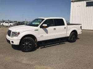 2013 Ford F-150 Limited-PST PAID-LEVEL LIFT AN