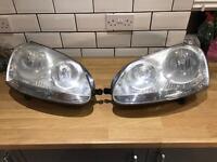 VW Golf Mk5 Headlights