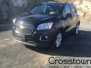 2014 Chevrolet Trax LTZ/AWD/LEATHER/SUNROOF
