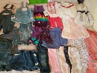 Girls cloth 3 to 6