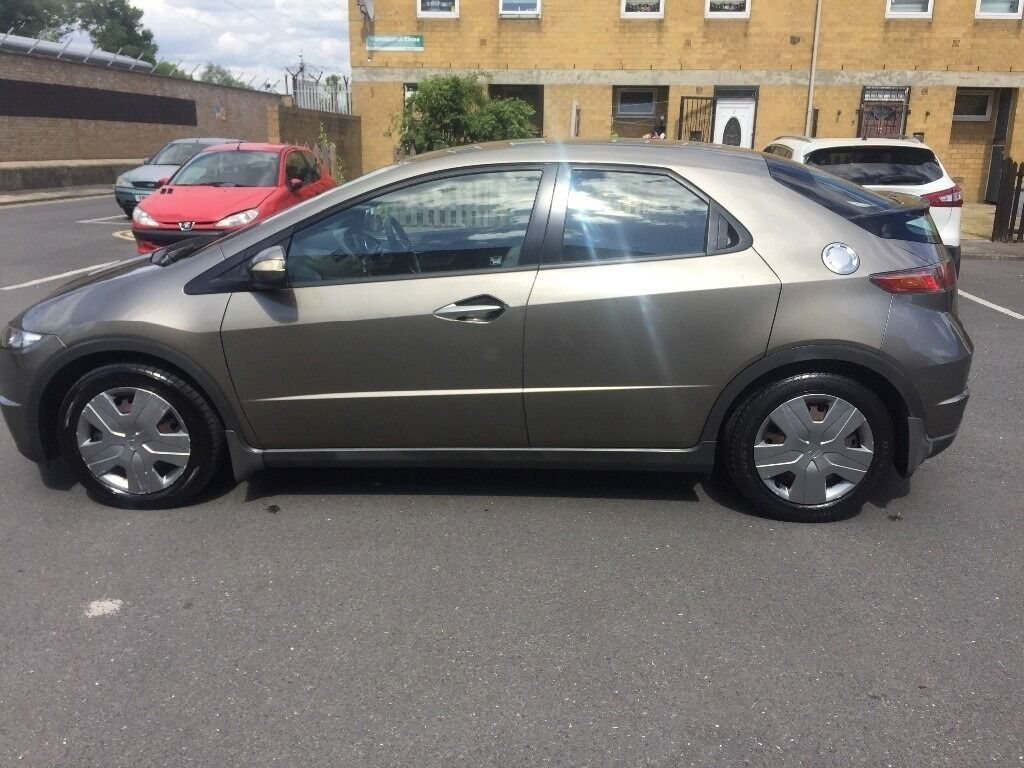 HONDA CIVIC 2007 AUTOMATIC 14OOcc CHEAP TAX & INSURANCE FIRST TO SEE WILL BUY