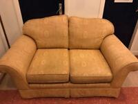 Two seater laura Ashley sofa good condition