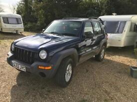 2003 Jeep Cherokee Sport