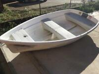 Walker bay 10ft dinghy fishing boat outboard capable