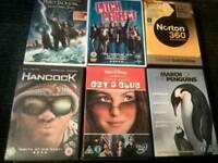 23 DVD MOVIES