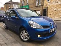 RENAULT CLIO DIESEL NEW SHAPE ROAD TAX ONLY £30 A YEAR FIRST TO SEE WILL BUY