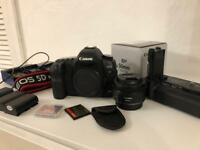 Canon 5D MARK 2 ii Bundle incl Canon 50mm f/1.8 + Free Camera Bag
