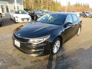 2016 Kia Optima EX, HEATED SEATS, HEATED WHEEL!