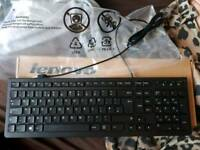 Lenovo usb keyboard and mouse