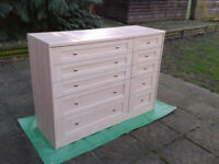 Chest of Drawers 10 DRAWERS #FREE LOCAL DELIVERY#