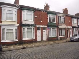 2 Bedroom Terraced House, Brompton Street, Middlesbrough, TS5 6BL