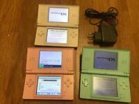 Nintendo ds joblot