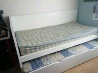 Ikea day bed with roll out guest bed