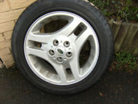 5 freelander alloys