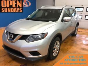 2014 Nissan Rogue S! LOW KM'S! BACK-UP CAM! FINANCE NOW!