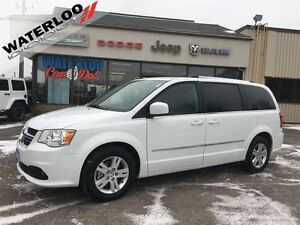2016 Dodge Grand Caravan 4dr Wgn Crew Plus