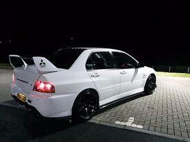 Mitsubishi Evo ix Fq340