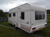Abbey Piper 15.5 EX 5 Berth Touring Caravan