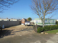 STATIC CARAVAN FOR RENT HAYLING ISLAND