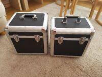 LP Record Flight Storage cases 80 + 100
