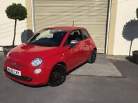 2012 Fiat 500 Zero Road Tax !! Lovely Car !!