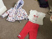 3-6 girls clothes bundle