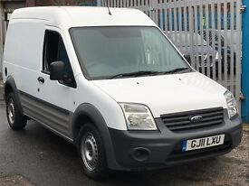 2011 FORD TRANSIT CONNECT 1.8TDCi (90PS) T230 LWB High Roof Van DPF+NO VAT+HUGE SPEC+IMMACULATE+
