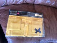 vintage new yellow napkins table settings fabric