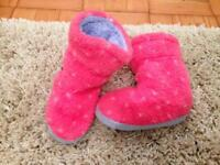 Joules slippers - child size 8 - 10