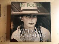 In Focus: National Geographic Greatest Portraits - hardback book