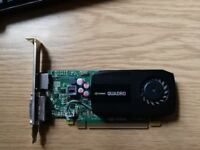 Nvidia Quadro K600 1GB Professional Graphics Card