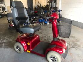 Mobility scooter Strider ST 8 mph with 6 months warranty