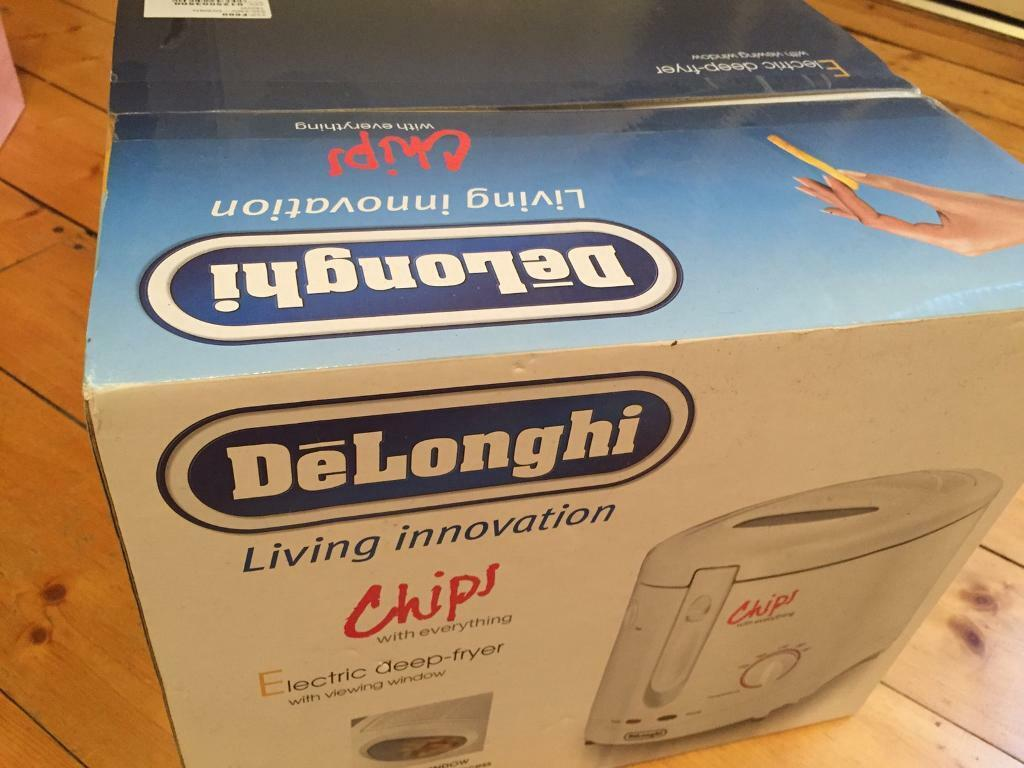 Brand New DeLonghi Electric Deep Fryer