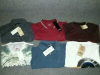 MENS T-SHIRT BUNDLE X6