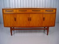 G Plan Fresco Sideboard Retro Vintage Furniture