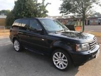 2009 Range Rover sport tdv8 automatic 12 months mot/3 months parts and labo...