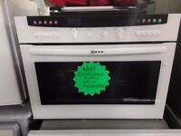 Neff combination microwave oven
