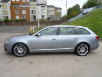 AUDI A6 3.0 TDI LE MANS EDITION 5d 177 BHP NAVIGATION SYSTEM + LEATHER TRIM + FULL SERVICE RECORD